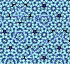 Structure of quazicrystals
